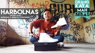 AWPVLOG UNBOXING REVIEW Converse Chuck Taylor 2 II All Star Terbaru 2018 Indonesia