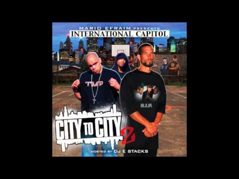 MR. EFRAIM:WORLD COULD BE YOURS-CITY TO CITY VOL.2 HOSTED BY SHADYVILLE DJ E STACKS