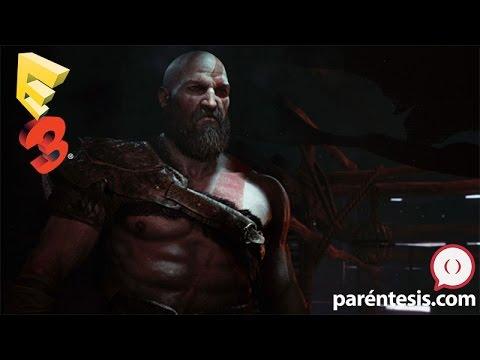God of War y Resident Evil 7, lo mejor de PlayStation en E3