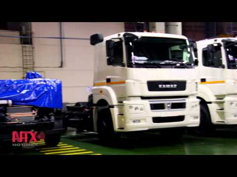 Kamaz, fábrica de camiones rusa
