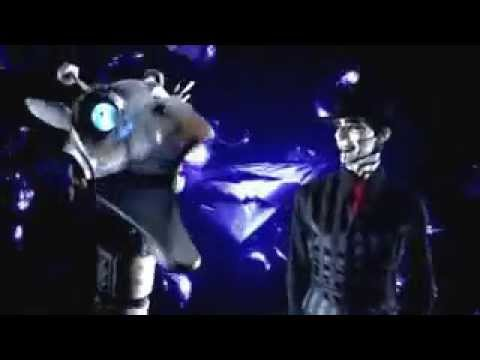 Steam Powered Giraffe vs Rihanna - Diamonds mash-up