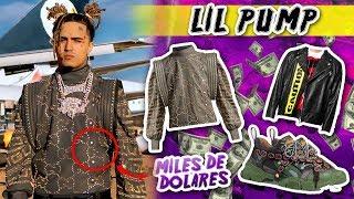 """lil pump, cuánto cuesta su outfit en """"Racks on Racks""""? más caro que GUCCI GANG Video"""
