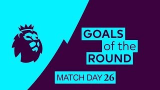 Premier League 2018 /19 Matchday 26 All Goals & Highlights
