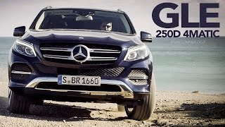 Mercedes-Benz GLE 250d 4matic | TEST DRIVE ON - OFF Road