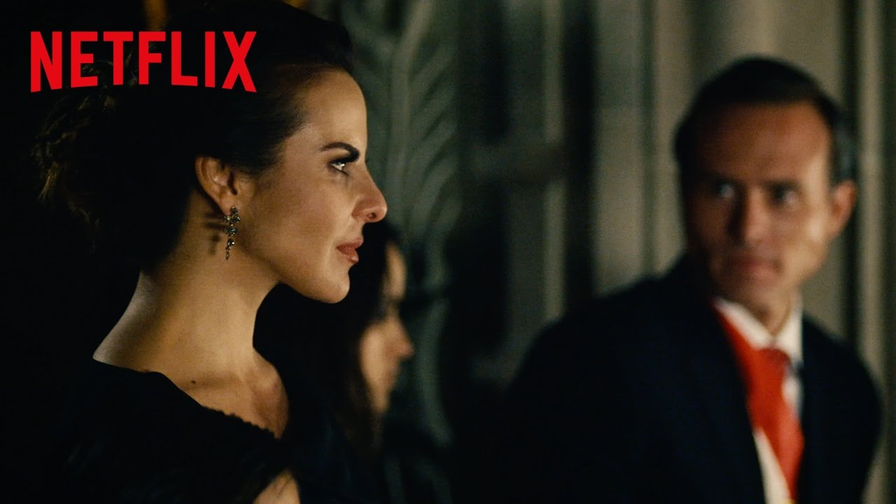 Ingobernable | Tráiler oficial | Netflix