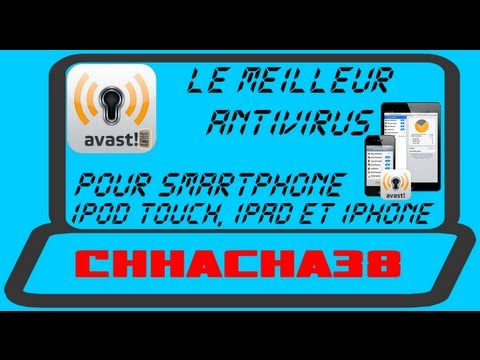 Avast Secure Line VPN Antivirus Et VPN Pour Smartphone, IPhone, IPod Touch Et IPad