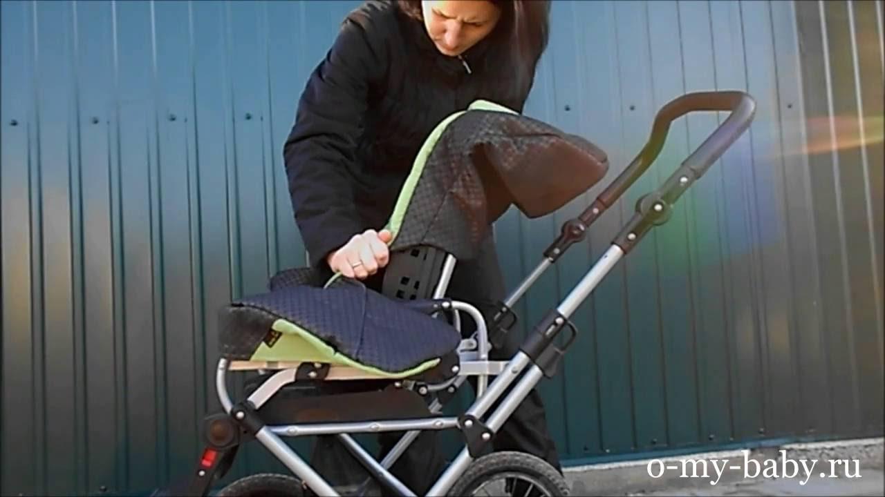 коляска джедо бартатина как поставить летний блок инструкция