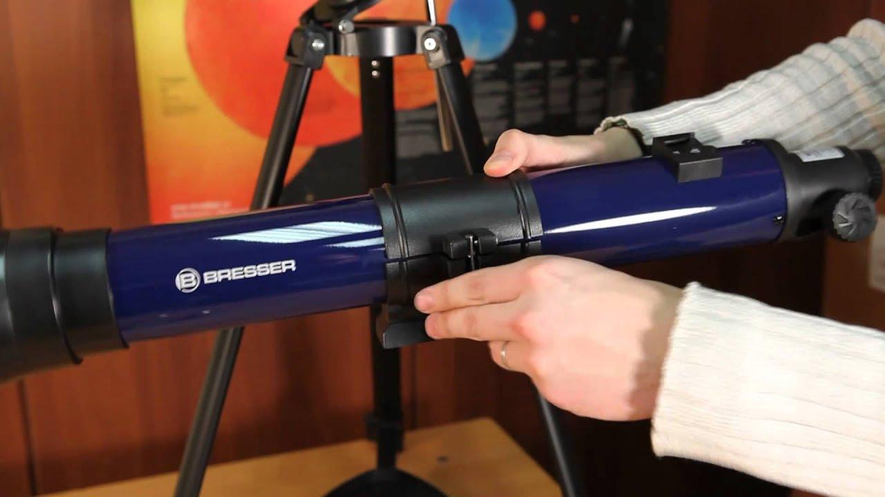 Телескоп bresser mars explorer ng az видеоинструкция по