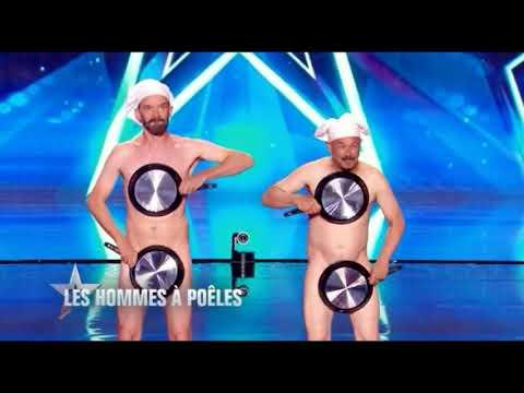 LES HOMMES À POÊLE Dans La France A Un Incroyable Talent