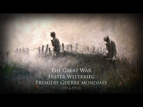 "The Great War (1914-1918) ""Amazing Grace"" Armistice Day (11.11.18)"