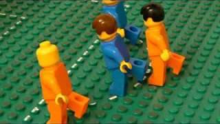 Bricksports.de: Niederlande vs. Spanien (WM 2010)