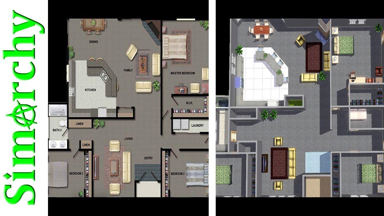 Floor Plan Recreation Reno And
