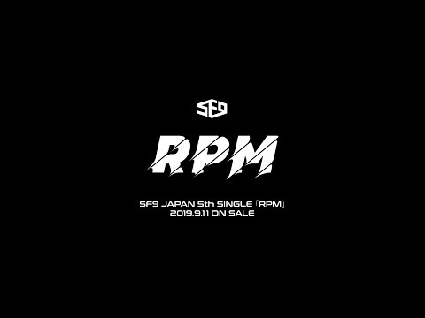 Download SF9 「RPM -Japanese ver.-」   ティザー映像 Mp4 baru