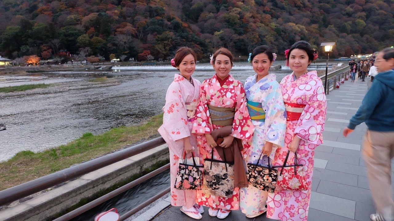Travel blog - Trip to Japan part II - Nara park & All ...