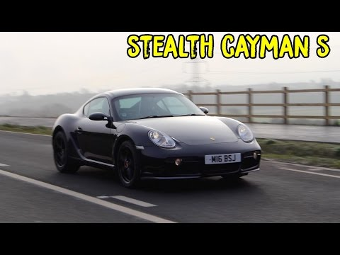 Modifying My Porsche Cayman S