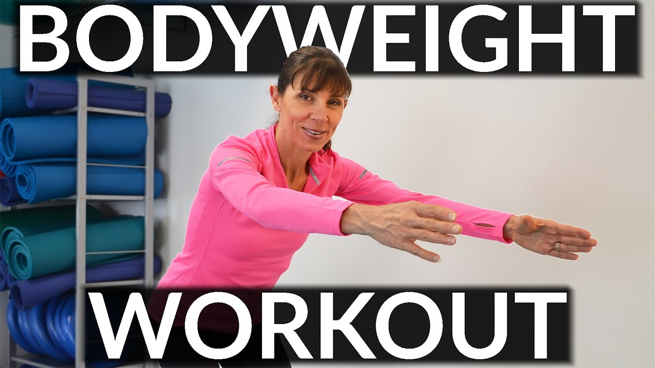 Beginners Body Weight Exercises