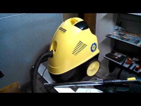 Пылесос Karcher DS 5500. Обзор инструмента