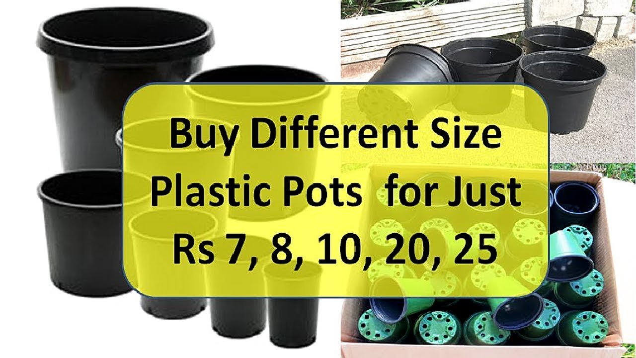 Pots For Just Rs 7 8 10 20 25 Online