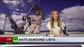 CIA-linked rogue general stirs three-front militia war in Libya