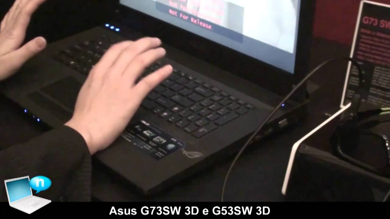ASUS G73SW 3D DRIVERS WINDOWS 7