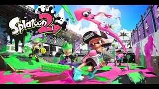 Splatoon 2 Gameplay Walkthrough Part 1 Nintendo Switch (Multiplayer TESTFIRE)