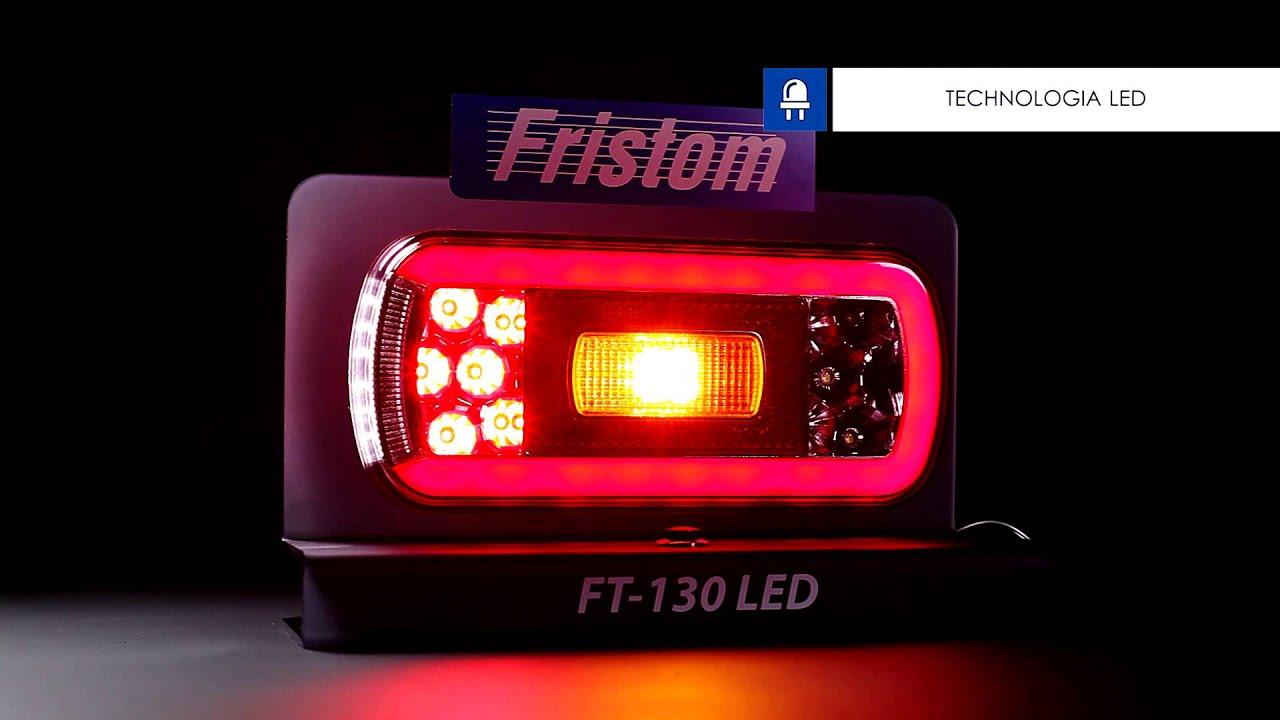 Fristom Ft 130 Led Pl