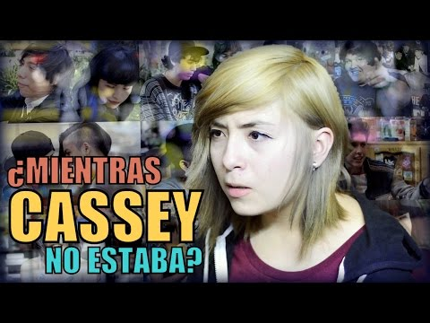 MIENTRAS CASSEY NO ESTABA | Sketch