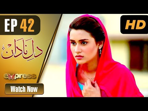Dil E Nadaan - Episode 42 - Express Entertainment Dramas