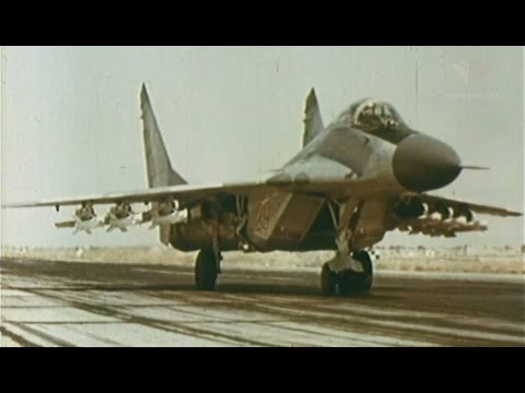 MiG-29 Tactical Fighter. Take-off into the Future. Part 1. F