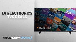 "Walmart Top Cyber Monday LG Electronics Tvs Deals: LG 55"" Class 4K(2160P) Smart LED TV (55UJ6200)"
