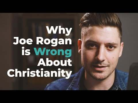 Why Joe Rogan is WRONG About Christianity