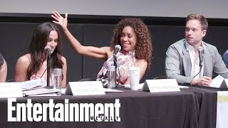 Video 'Suits' Cast Celebrates 100 Episodes With A Reading Of The Pilot Episode | Entertainment Weekly download MP3, 3GP, MP4, WEBM, AVI, FLV Agustus 2017