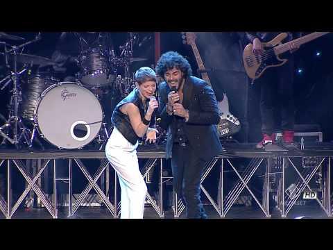"""""""Estranei a partire da ieri"""" - (Francesco Renga - Alessandra Amoroso)  @ Arena di Verona 23.05.2015"""