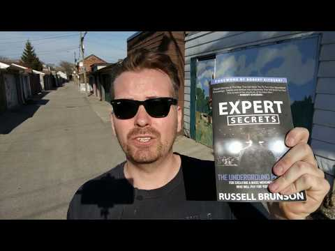 """False Beliefs and How To """"Sell"""" Through Them: A Review of Expert Secrets By Russell Brunson"""