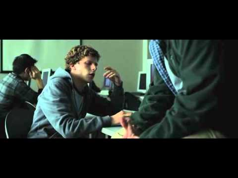 The Social Network clip - Sign