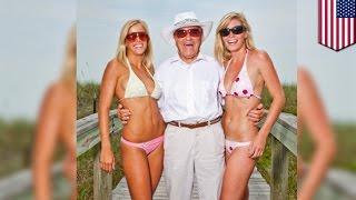 Развратник и воровки: Девушки-близнецы связали и ограбили 85-летнего деда
