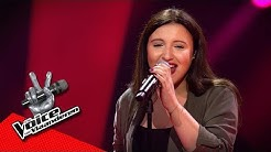Zeyneb - 'Sexual Healing' | Knockouts | The Voice Van Vlaanderen | VTM