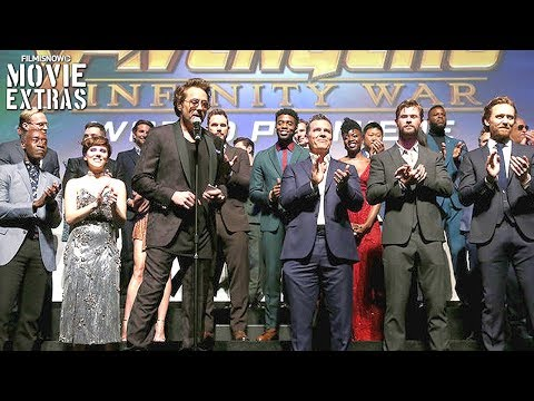 AVENGERS: INFINITY WAR | World Premiere