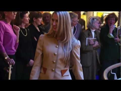PMAGI AB Produktion - Austrian Look - Modevisning på Stockholms Auktionsverk