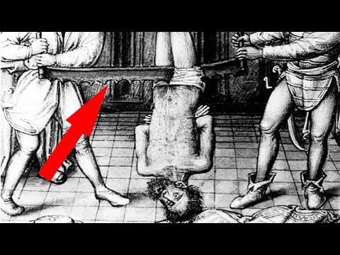 КАК ПОГИБЛИ УЧЕНИКИ ИИСУСА