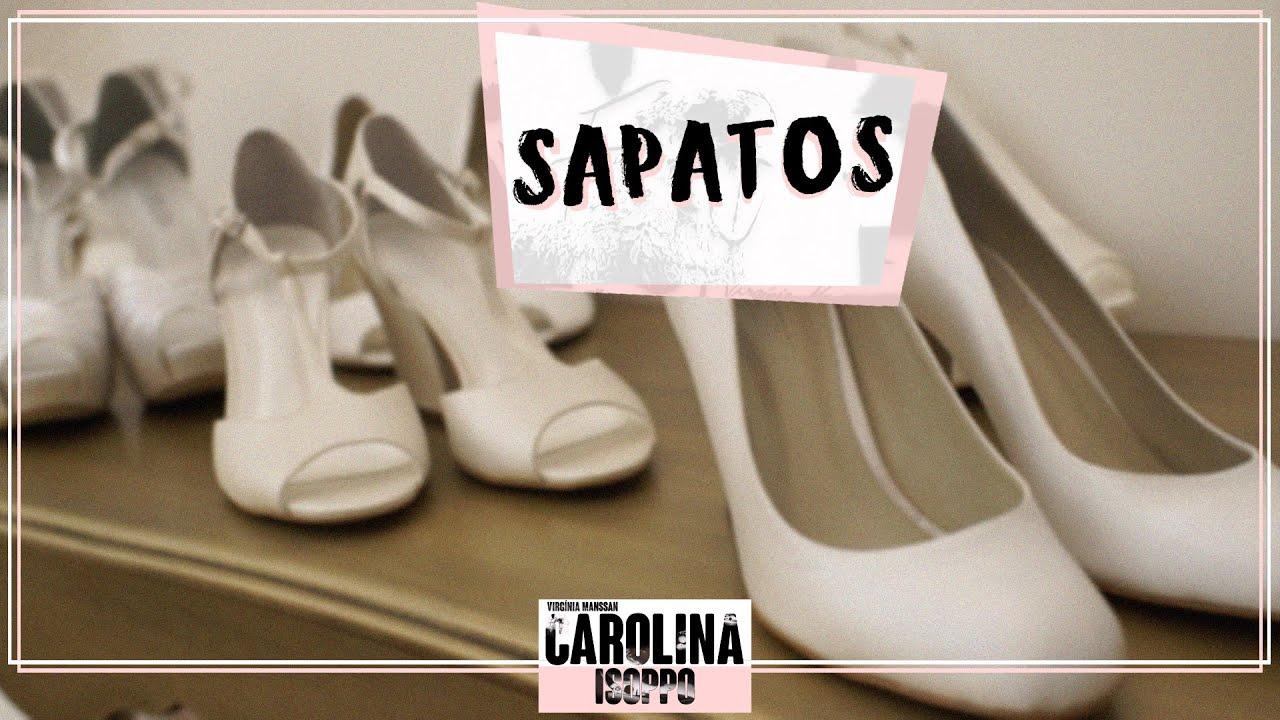 c958411d6 Qual o Sapato IDEAL para Seu Casamento? | CAROLINA ISOPPO | VIRGÍNIA MANSSAN