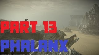 SHADOW OF THE COLOSSUS PART 13: PHALANX (PS4)