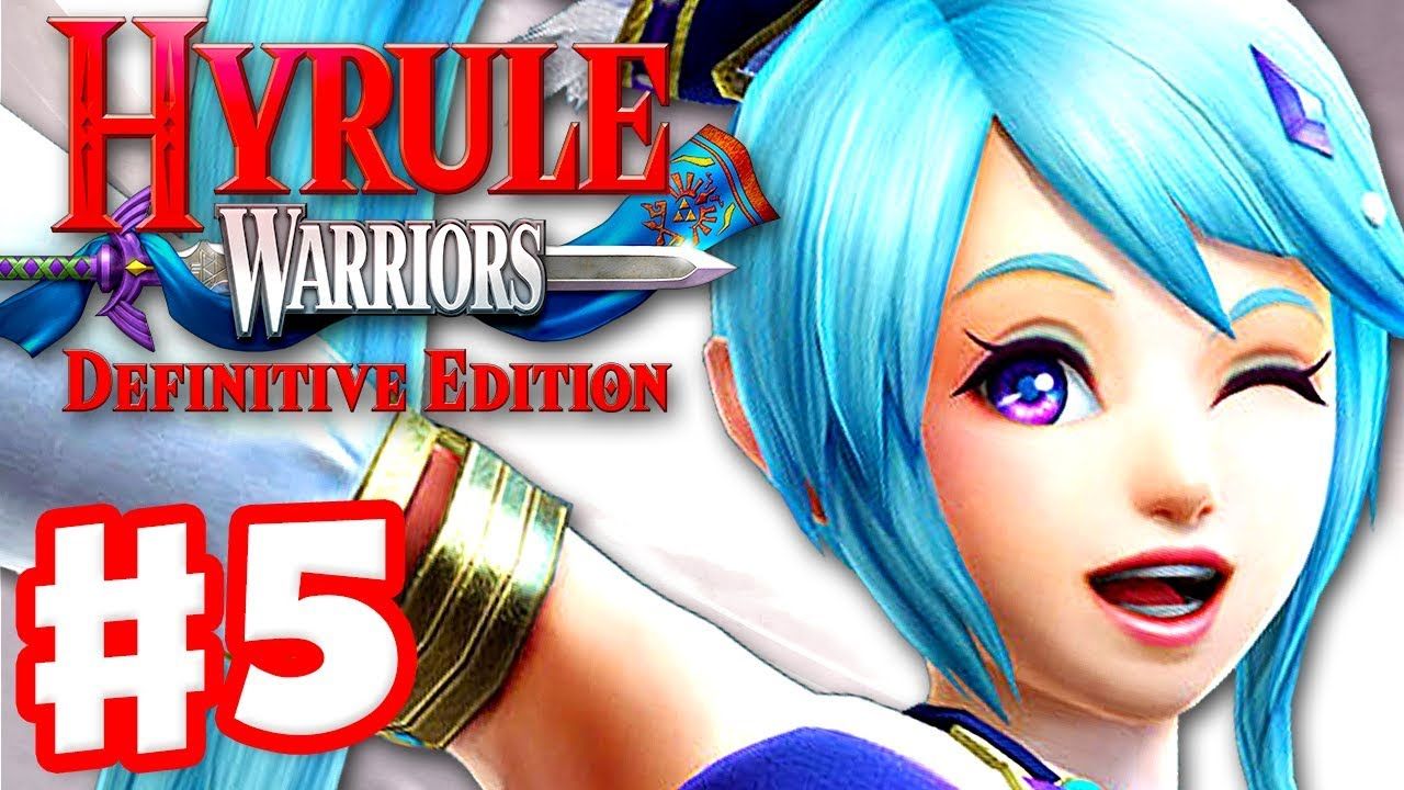 Lana In Valley Of Seers Hyrule Warriors Definitive Edition Gameplay Walkthrough Part 5 Youtube