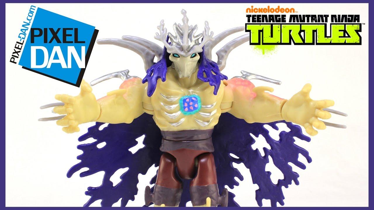Super Shredder Teenage Mutant Ninja Turtles Nickelodeon Figure