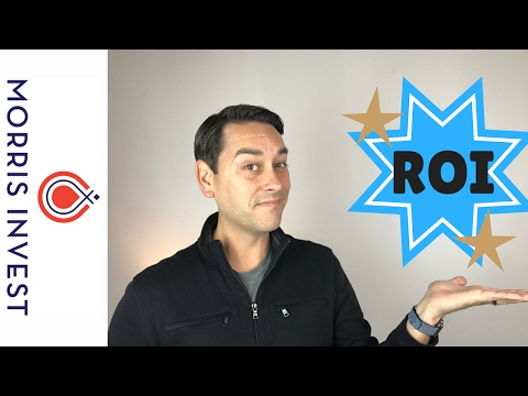 Morris Invest: How to Calculate ROI on a Real Estate Investment