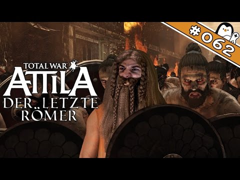Total War: Attila #062 - Ihr habt entschieden [Deutsch|German] Let's Play Vandalen