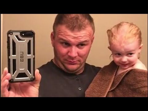 Cute Baby Copies Daddy 😍 Funny Cute Video