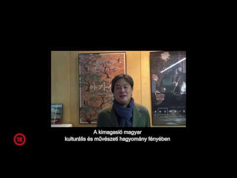 Park Chan-wook köszönti A szobalány magyar nézőit! A film december 1-től a mozikban!