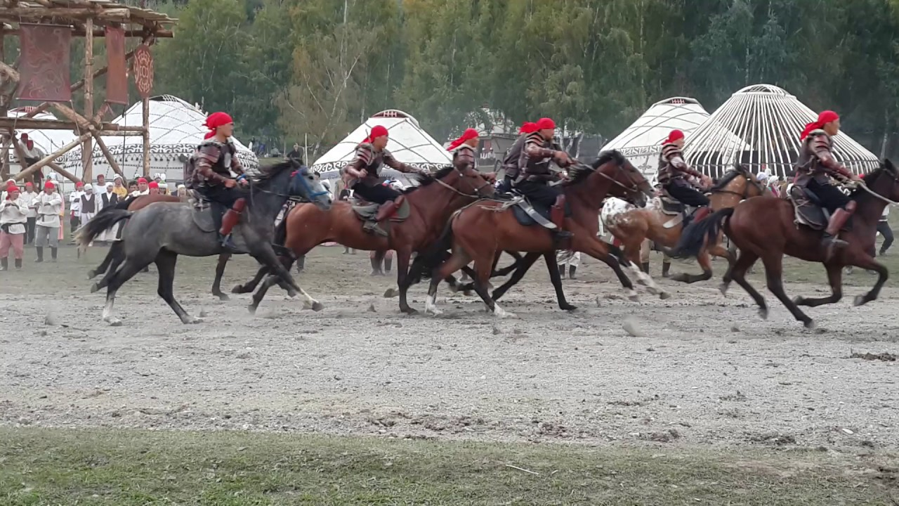 Kırgızistanda Atlar Youtube