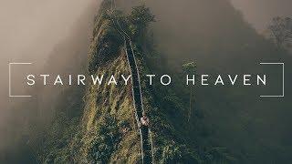 Stairway to Heaven [illegal hike] - Hawaii